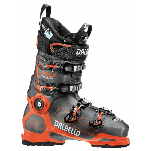 Buty narciarskie DALBELLO DS AX 90 MS antracite/orange 2020