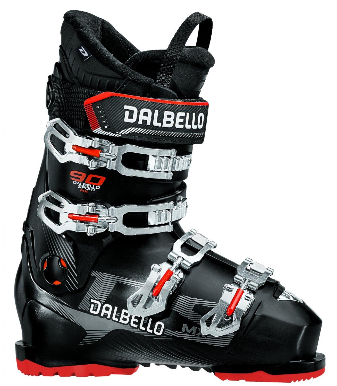 Buty Narciarskie Dalbello Ds Mx 90 Ms Black 2020 Dalbello Buty Narciarskie Starsport