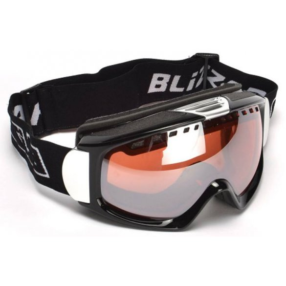 Gogle BLIZZARD 933 MDAVZSP black matt