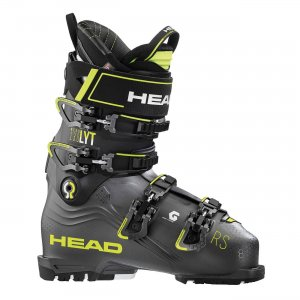 Buty narciarskie HEAD NEXO LYT 130 RS anthracite / yellow 2020