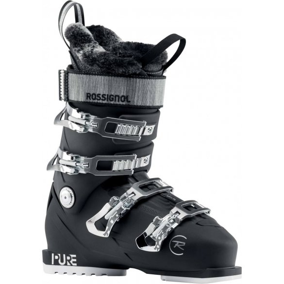 Buty narciarskie ROSSIGNOL PURE PRO 80 soft black