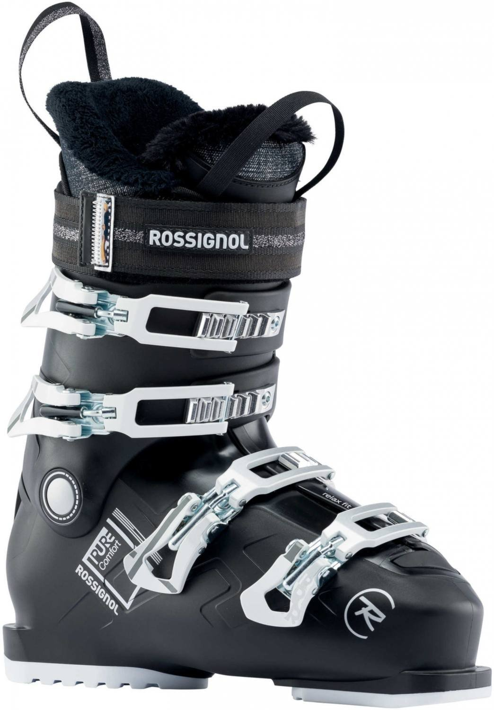 Buty Narciarskie Rossignol Pure Comfort 60 Black 2021 Rossignol Buty Narciarskie Starsport