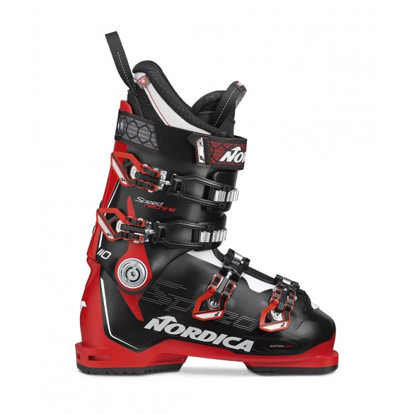 Buty narciarskie NORDICA SPEEDMACHINE 110 black/red/white 2020
