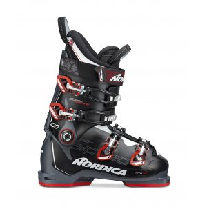 Buty narciarskie NORDICA SPEEDMACHINE 100 black / anthracite / red 2020