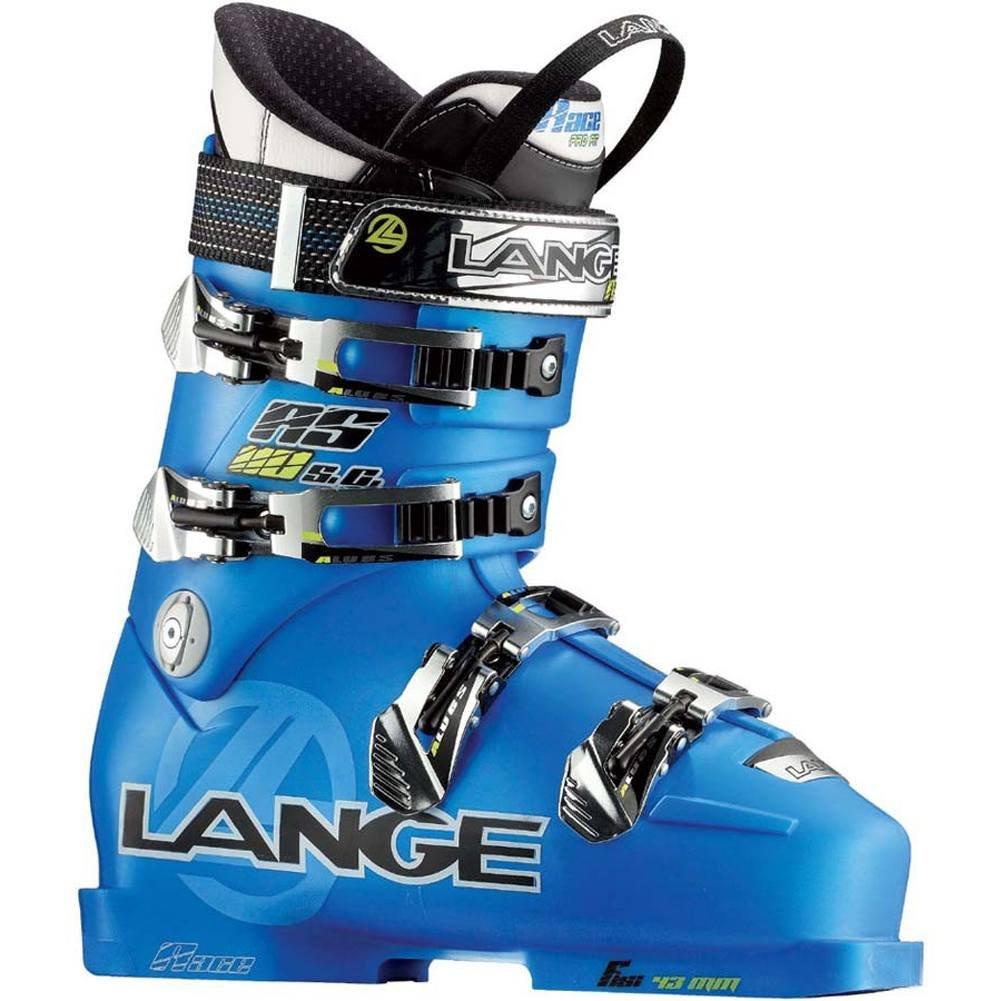 Buty Narciarskie Lange Rs 110 S C Speed Blue Lange Buty Narciarskie Starsport