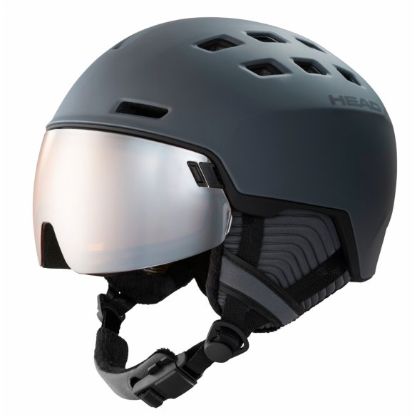 Kask HEAD RADAR grey