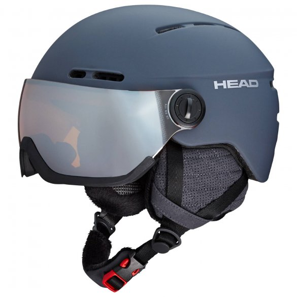 Kask HEAD KNIGHT PRO anthracite