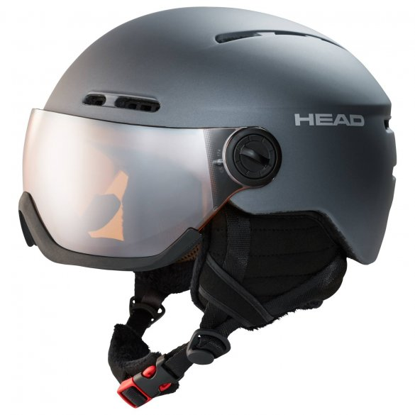 Kask HEAD KNIGHT titan