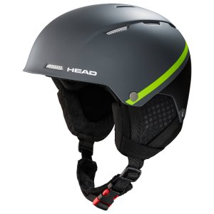 Kask HEAD TUCKER BOA antracite / lime 2020